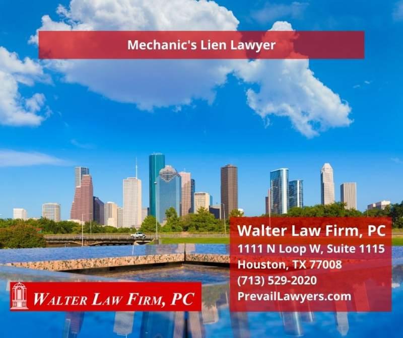mechanic's lien lawyer