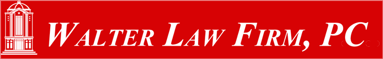 Walter Law Firm, P.C. Logo