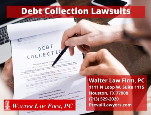 Debt Collection Lawsuit Process
