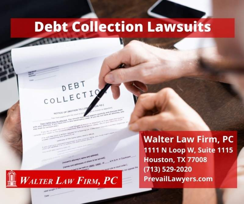 Debt Collection Lawsuits