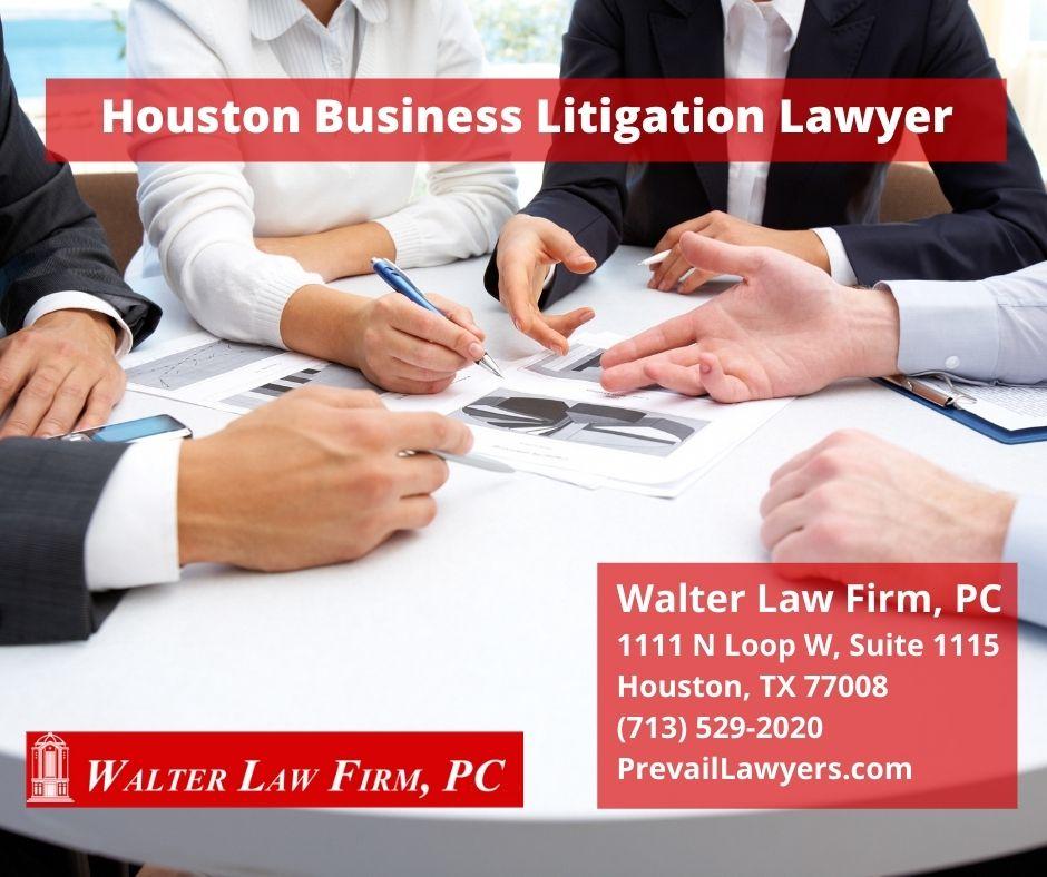Houston Business Litigation Lawyer