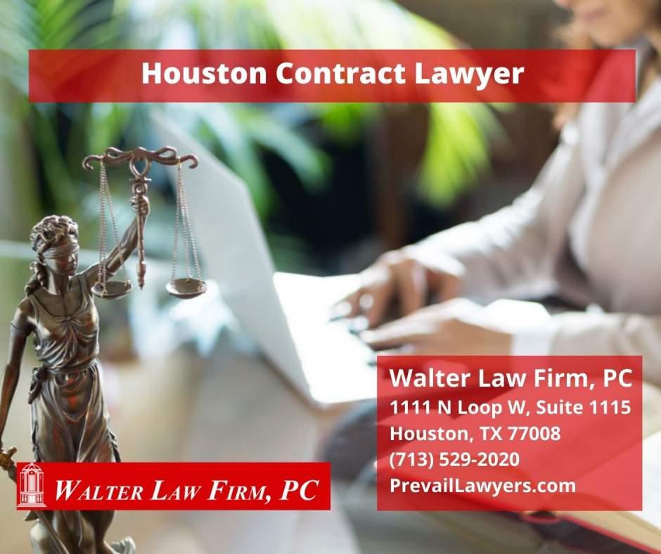 Houston Contract Lawyer