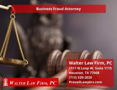 Business Fraud Attorney in Houston, Texas