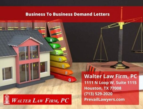 Business To Business Demand Letters