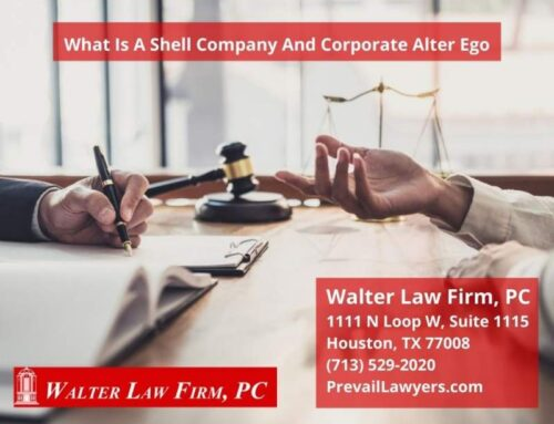 What Is A Shell Company And Corporate Alter Ego