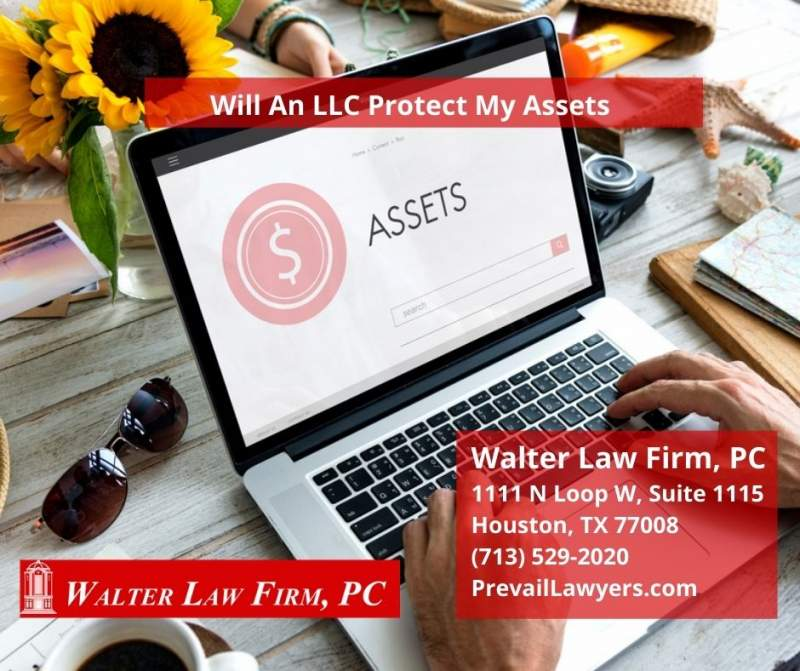 Will An LLC Protect My Assets
